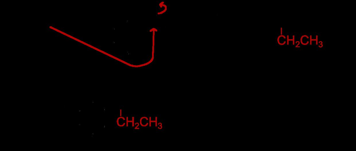Reazione con un Chetone per sintetizzare un alcol