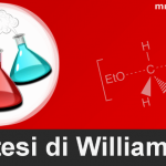 Sintesi di Williamson per formare gli eteri