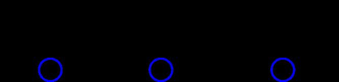 Esercizi sulla nomenclatura con l'etino, 1-propino e 3-cloro-1-propino