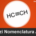 Esercizi nomenclatura alchini