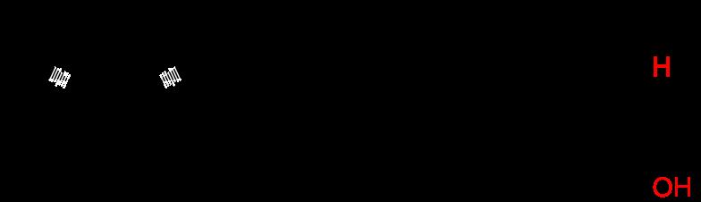Reazione dell'ozonide con zinco, dimetil solfuro o acqua ossigenata