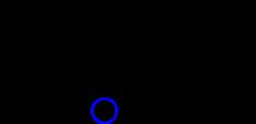 Molecola di (E) 3-cloro-2-pentene