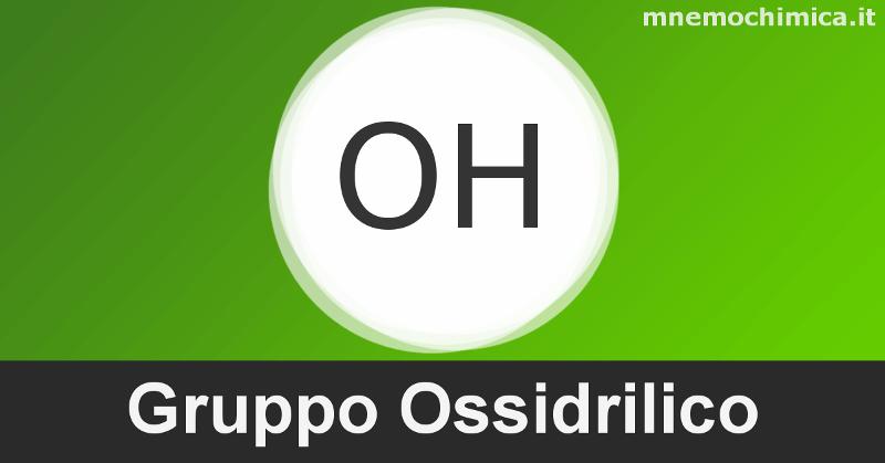 Gruppo Ossidrile (OH): la guida completa