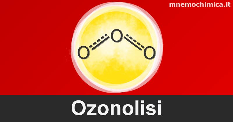Ozonolisi: 3 esercizi Svolti e Commentati