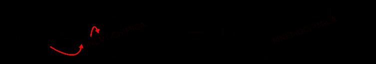 Primo Stadio della condensazione di Claisen con deprotonazione dell'Estere