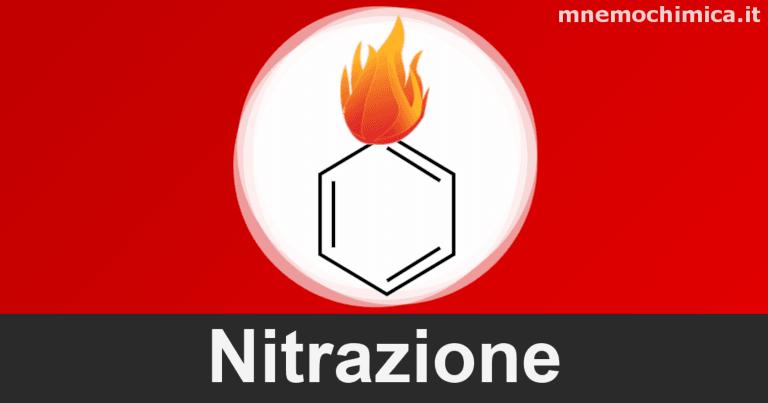 Nitrazione del Benzene (anche il Meccanismo)